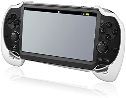 Everydaysource White Hand Grip Compatible With Sony PlayStation Vita
