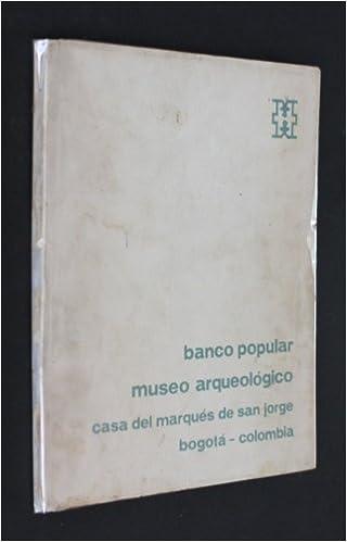 Banco Popular Museo Arqueologico Casa Del Marques De San Jorge