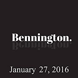 Bennington, Garry Tallent and Jay Oakerson, January 27, 2016