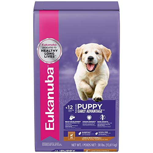Eukanuba Puppy Lamb And Rice Formula Puppy Food 30 Pounds For Sale