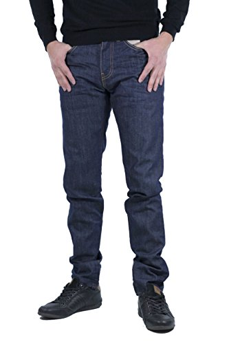 Levis Jeans Men 512 SLIM TAPER FIT 28833-0014 Broken Raw, Hosengröße:32/34