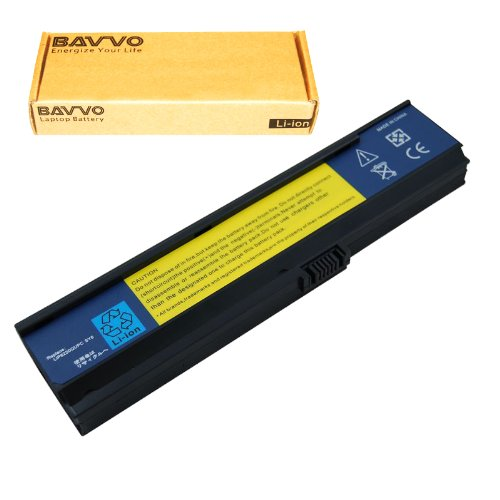 Bavvo Battery Compatible with ACER TravelMate 3262 3262WXMi 3270-6569 3270 Series 3273WXMi 3274WXMi 323x 2400 24xx 3210