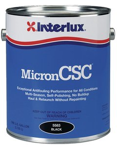 cron CSC Antifouling Paint-Shark White, Quart, 32. Fluid_Ounces ()
