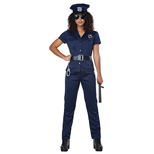 with Police Costumes design