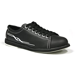 Pyramid Men's Ram Black Bowling Shoes