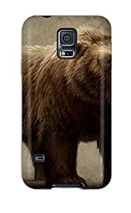 Fashion Design Hard Case Cover/ ICSCWDh4030nHDpF Protector For Galaxy S5