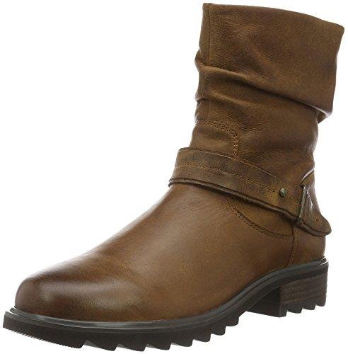 Spm Damen Blackfish Ankle Boot Biker Braun (dk Cuoio 008/dk Cuoio 008/dk Cuoio 008)