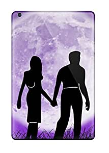 Fashionable IEaZdmH4724hpWcS Ipad Mini/mini 2 Case Cover For Emo Girls 038 Boys Couples Moon Protective Case
