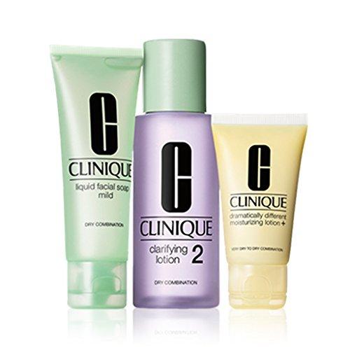 Clinique Three Step Skin Care - 6