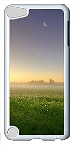 iPod 5 Case landscapes nature 64 PC Custom iPod 5 Case Cover White