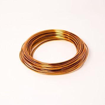 OASIS ALUMINIUM WIRE [Copper,1 roll]: Amazon.de: Küche & Haushalt