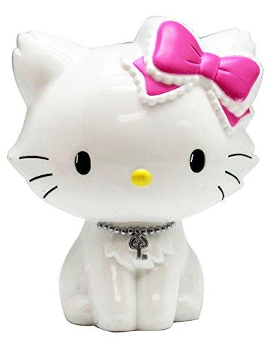 Hello Kitty Charmmy Kitty Small Plastic Coin Bank Figure (Sanrio Charmmy Kitty)