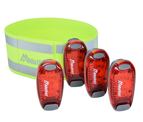 Malker LED Safety Light Accessories