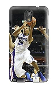 MitchellBrownshop memphis grizzlies nba basketball (21) NBA Sports & Colleges colorful Note 3 cases