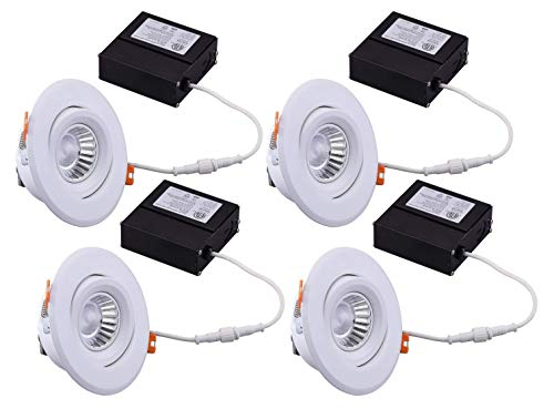 4 Inch Led Recessed Light Kit in US - 7