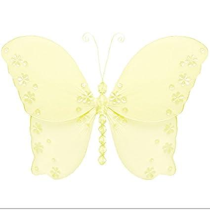 Amazon.com: Hanging Butterfly Medium 10\