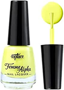 TopFace Femme Nail Polish Alpha Nail Lacquer 11.3ml No. 19 PT103