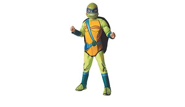 The Teenage Mutant Ninja Turtle Leonardo Deluxe Kids Fancy ...