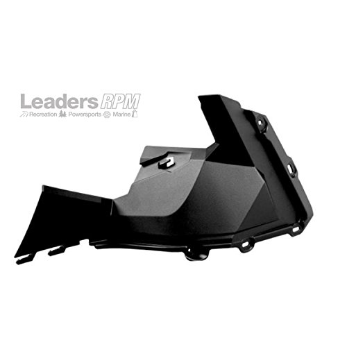 Ski-Doo New OEM Side Bottom Panel Molding Black LH REV-XP 517303673