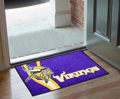Fan Mats Minnesota Vikings Starter Rug, 20