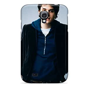 Perfect Fit Vqf9520agbG Celebrities John Mayer Cases For Galaxy - S4 Black Friday
