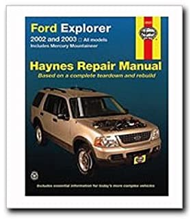 Ford explorer mercury mountaineer 2002 2010 haynes repair ford explorer mercury mountaineer haynes repair manual 2002 2010 fandeluxe Image collections