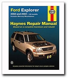 ford explorer mercury mountaineer haynes repair manual 2002 2010 rh amazon com 2008 Ford Explorer Owner Manual 2008 Ford Explorer XLT