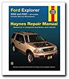 Ford Explorer & Mercury Mountaineer Haynes Repair Manual (2002-2010)
