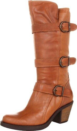 Eric Michael Women's Shannon Knee-High Boot,Tan,40 Eu/9.5-10 M Us