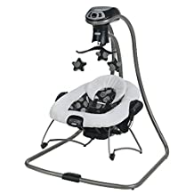 Graco DuetConnect LX Swing and Portable Bouncer with Multi-Direction, Milan 2015