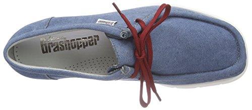 Sioux Herren Grashopper-h-161-04 Mokassin Blau (Ciel)