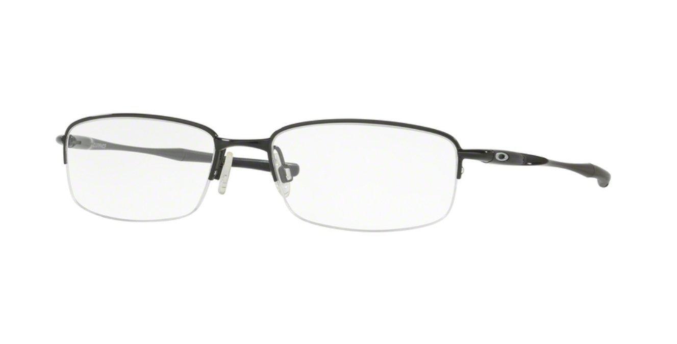 226d729f0c Amazon.com  New Oakley Eyeglasses Mens Eyeglasses OX 3102 Polished Black 01  Clubface 52mm  Sports   Outdoors