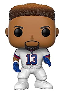 Funko Pop NFL: Odell Beckham Jr. (Giants Color Rush) Collectible Figure