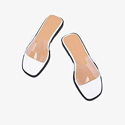 Film Zapatillas Out Casual Summer H Jianxin Type Foot Transparency xX4IqvXaw