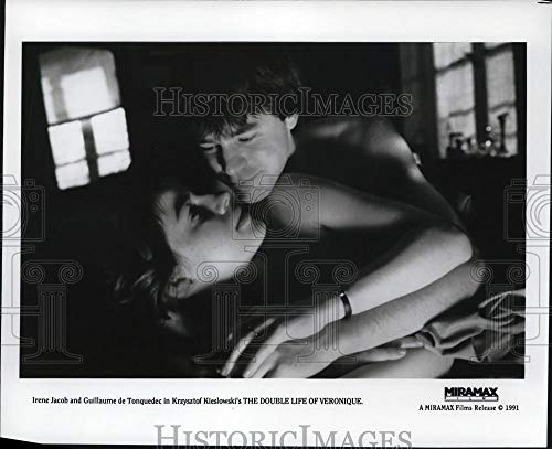 Historic Images - Vintage Press Photo The Double Life of Veronique-Irene Jacob and Guillaume de Tonquedec (Irene Jacob The Double Life Of Veronique)
