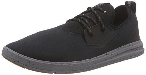 Herren Shoe Black Skateboardschuhe Schwarz Charcoal Volcom Bch Draft 1aHnFqz