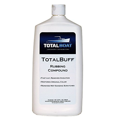 TotalBoat TotalBuff Rubbing Compound (Rubbing Compound Quart)