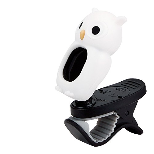 Cute Cartoon Viola Tuner, White by Clip on tuner (Image #2)