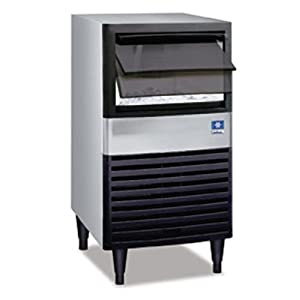 Manitowoc UDE-0065A 19 3/4″ Air Cooled Undercounter Full Size Cube Ice Machine with 31...
