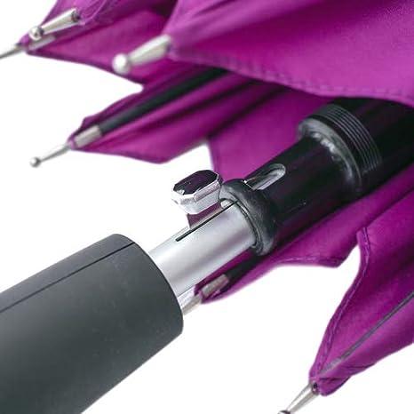Schirm Automatik L 87cm Stockschirm zum Umh/ängen Regenschirm