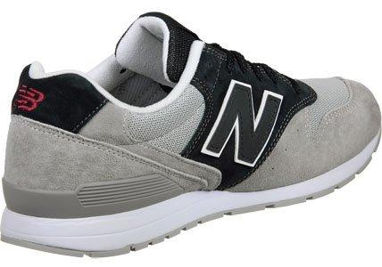 New Balance Mrl996v2, Zapatillas para Hombre gris negro