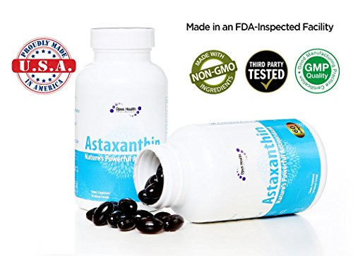 Astaxanthin 10mg 60-Day Supply Softgels Nature039s Potent Antioxidant amp Carotenoid Discount
