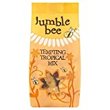 Jumble Bee Tempting Tropical Mix 175g (Pack of 6)