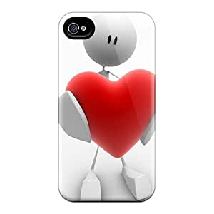 New Premium Mycase88 Take My Heart Plz Skin Cases Covers Excellent Fitted For Iphone 6