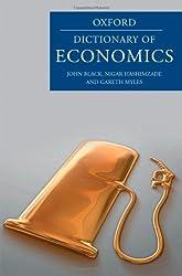 A Dictionary of Economics (Oxford Dictionary of Economics)