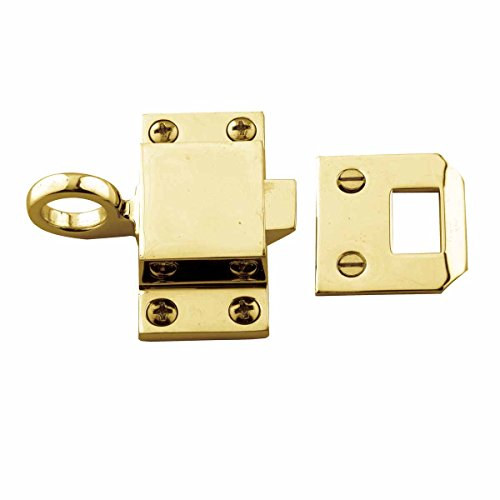Solid Brass Transom Window (Bright Solid Brass Transom Window Latch | Renovator's Supply)