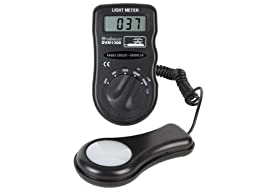 1PC DIGITAL LIGHT METER DVM 1300