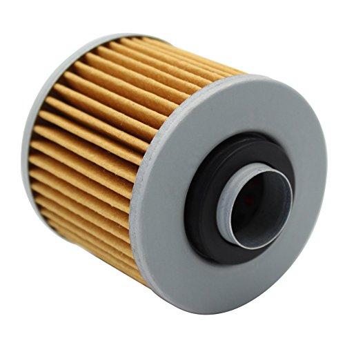 Cyleto Oil Filter for YAMAHA XVS1100 V-STAR 1100 CLASSIC 1999-2009 / XVS1100 V STAR 1100 CUSTOM - V-star 1100 Filter Oil