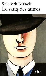 Le sang des autres, Beauvoir, Simone de