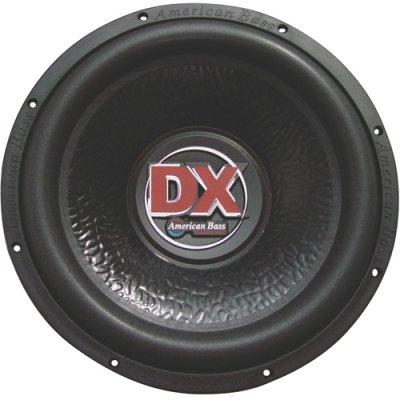 American Bass Dx124 12 600w 4 Ohm Car Aduio Subwoofer Sub 600 Watt Dx-124